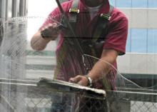 Laveur de vitres - Ace Pro Nettoyage - lavage de vitres - lavage de carreaux - nettoyage de vitres